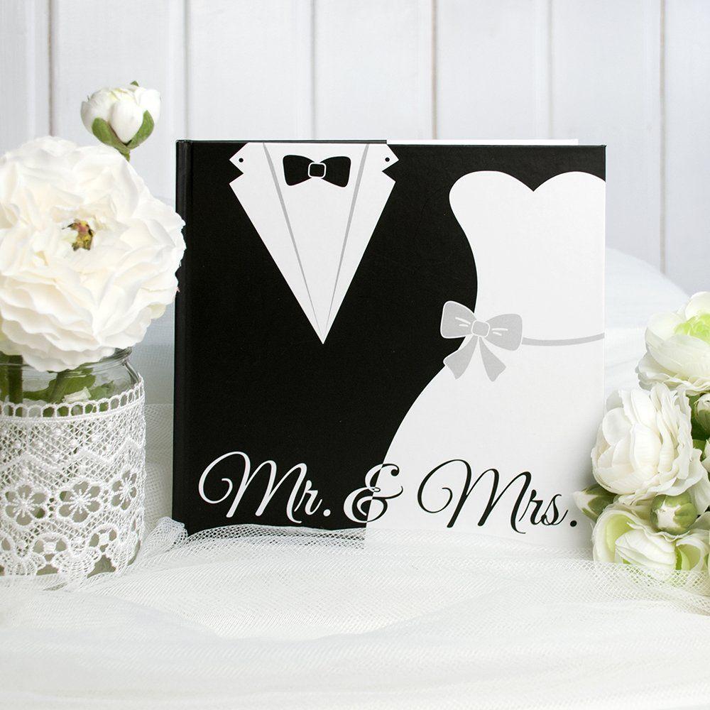 Perfekt Fur Die Black White Hochzeit Dieses Hochzeitsgastebuch Passt Nicht Nur Fur Die Mr Und Mrs Hoc Geschenk Hochzeit Hochzeitsalbum Gastebuch Hochzeit