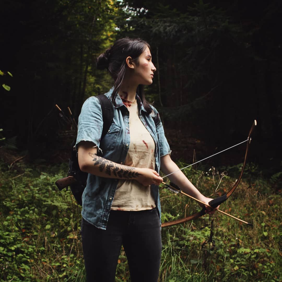 Ellie The Last Of Us 2 By Lessi Who Cosplay Ellie