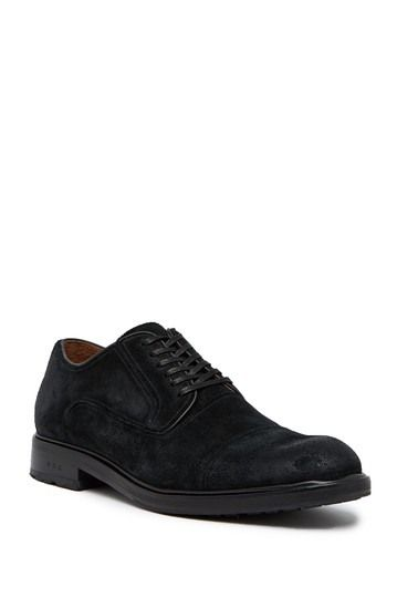 John Varvatos Collection Waverly Welted Panel Derby DIQwSpvCBX