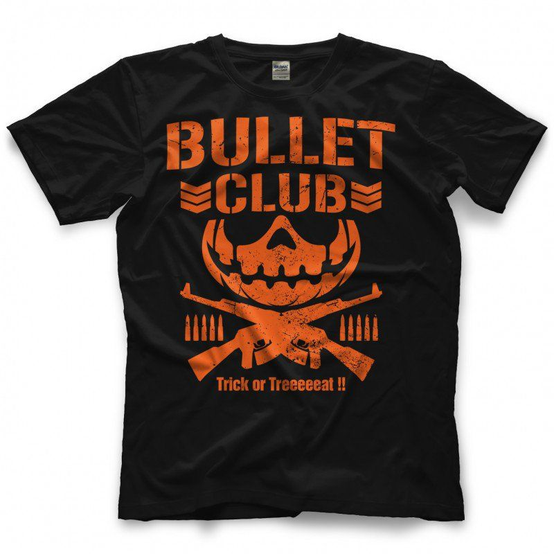 Bullet Club Trick or Treat