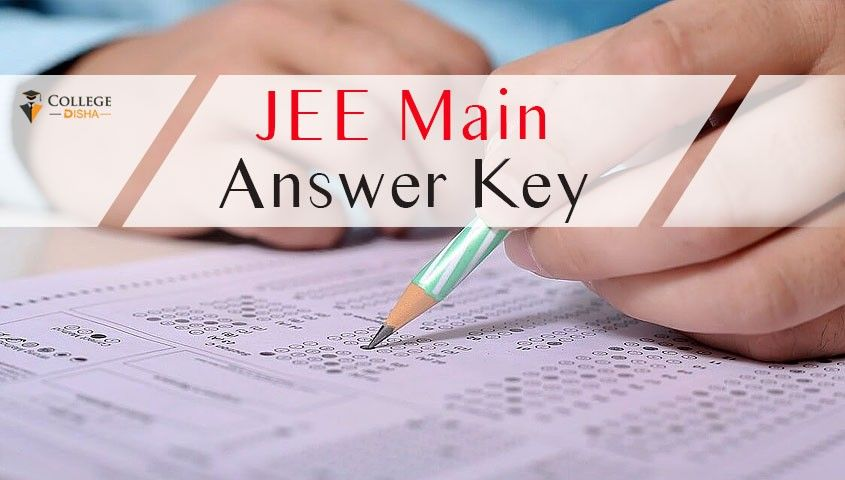 Jee Main Answer Key 2020 Released Check Jee Main Answer Key Cutoff 2020 In 2020 Answer Keys Exam Answer Answers