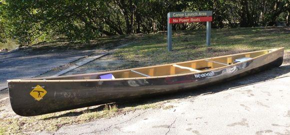 Test Paddle - Wenonah Minnesota II canoe | Get your WILD on | Canoe