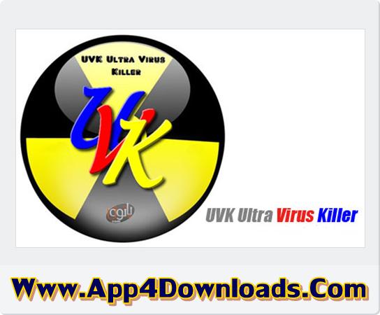 Uvk ultra virus killer 10. 10. 2. 0 download for windows / filehorse. Com.