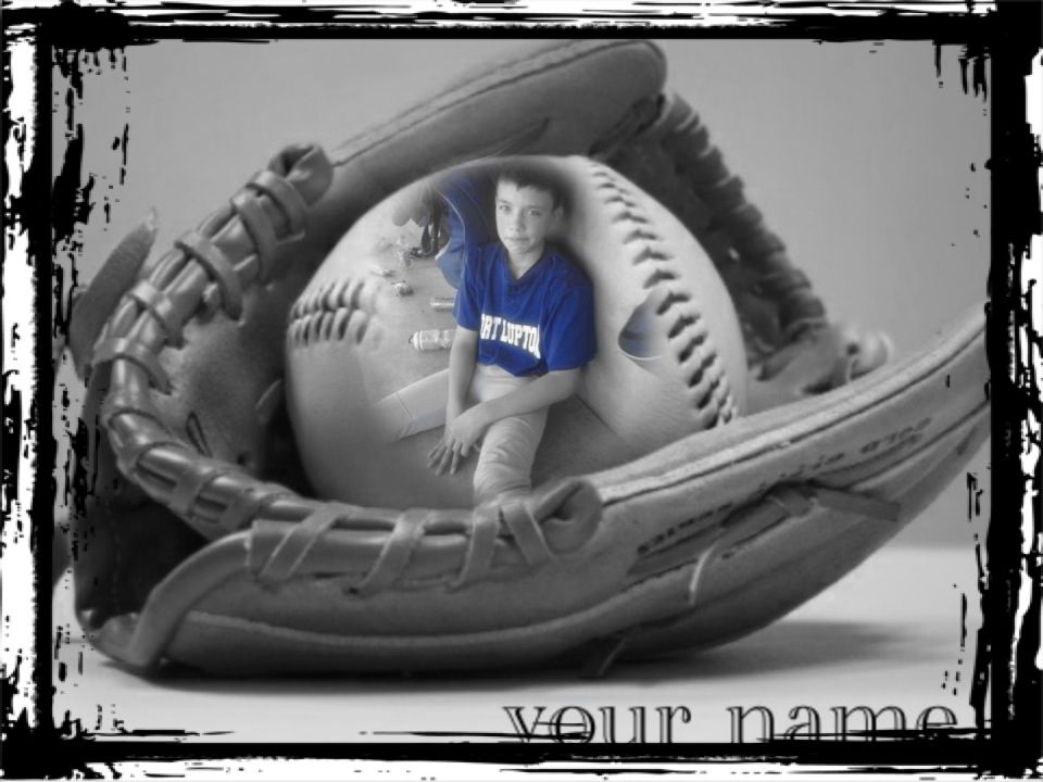 My son playing baseball in colorado