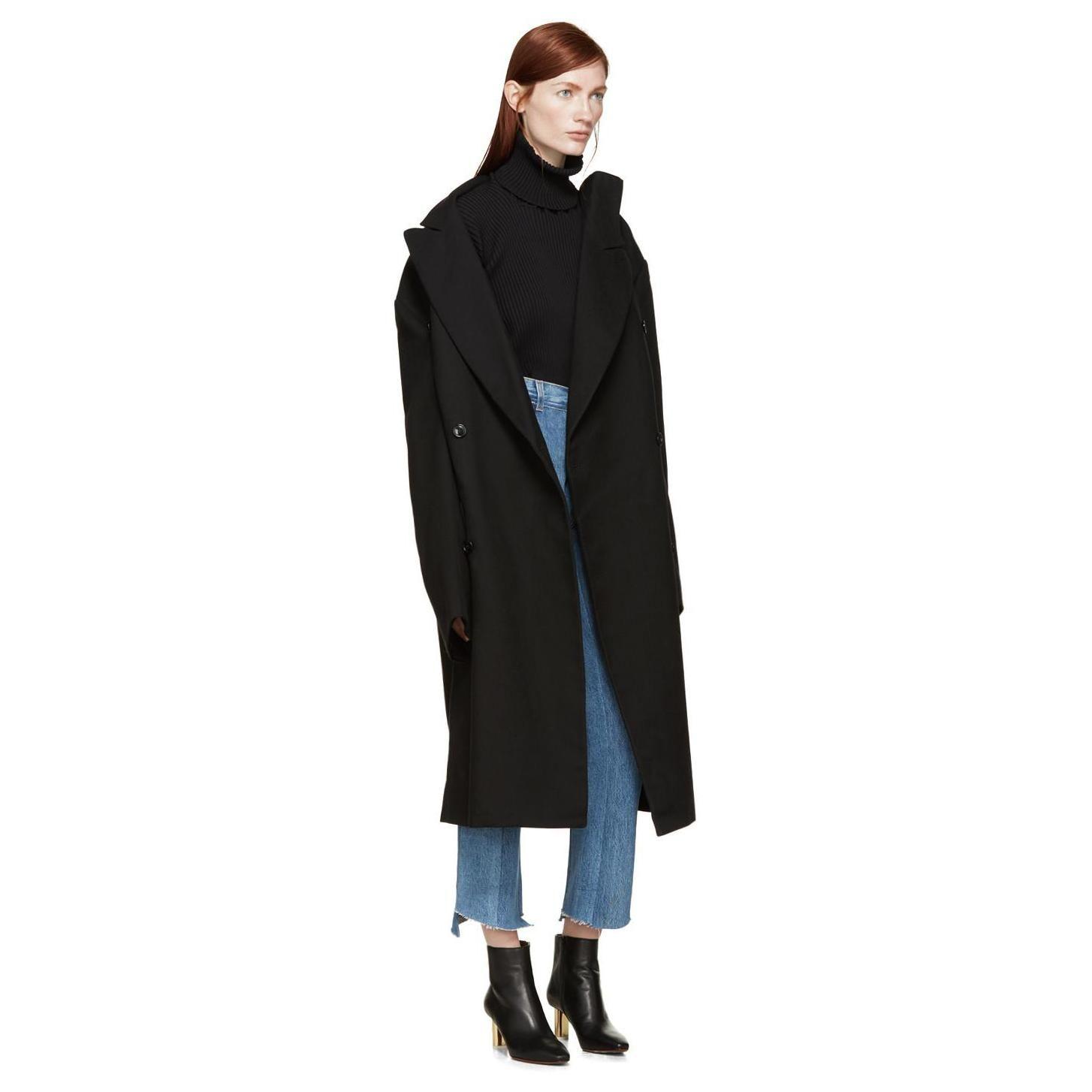 Oversized Wool Coat Womens v0tFX1 | - things i want - | Pinterest ...