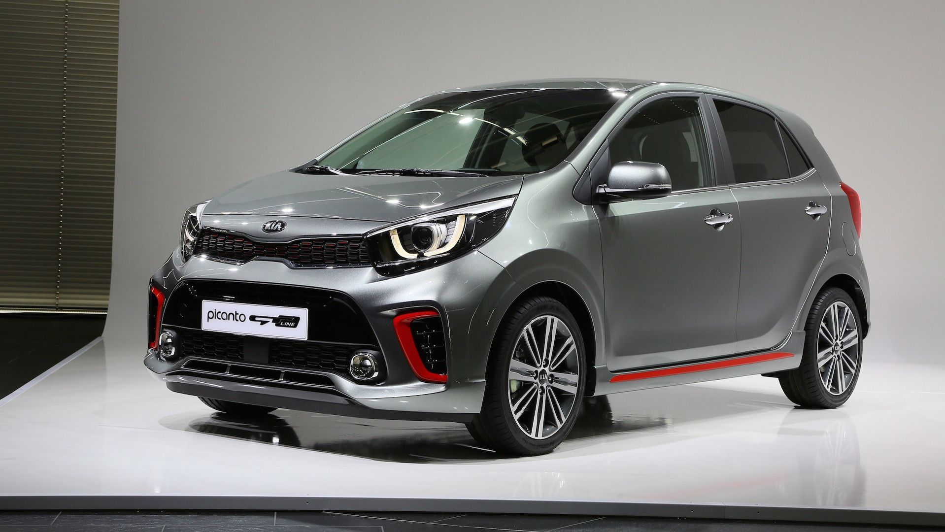 Kia Picanto Gt Line 2020 New Review Kia Picanto Picanto City Car