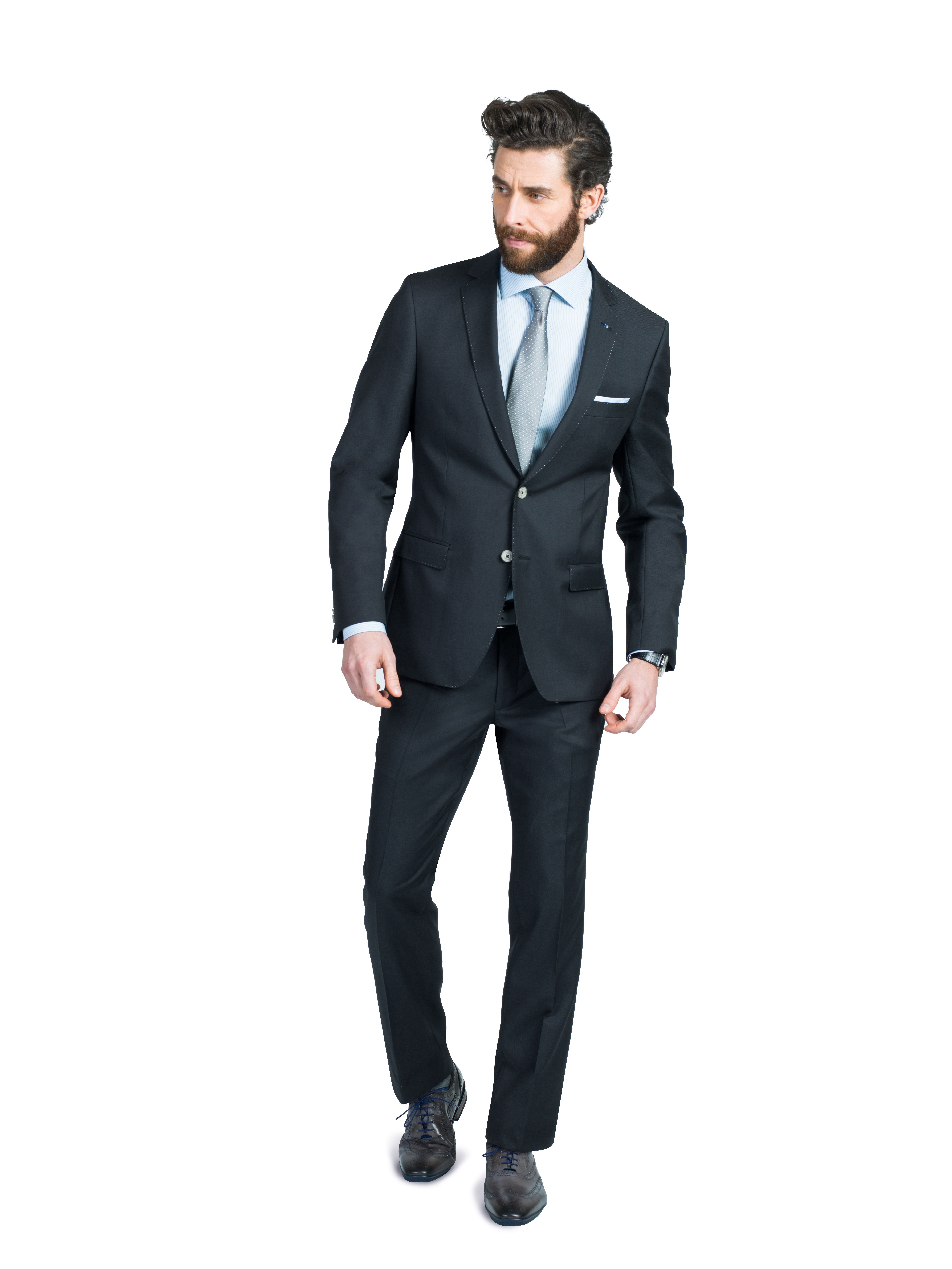 Van Gils Webshop: Ellis suit, wool - black | Suits spring/summer ...