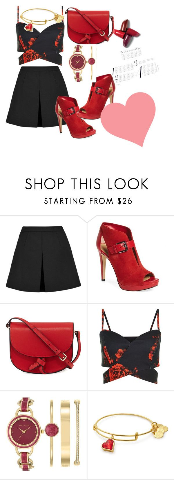 """Untitled #62"" by amela83 ❤ liked on Polyvore featuring Vince, MICHAEL Michael Kors, KC Jagger and Anne Klein"