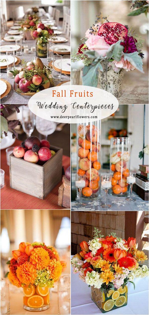 45 Fall Autumn Wedding Centerpieces Ideas Wedding Centerpieces