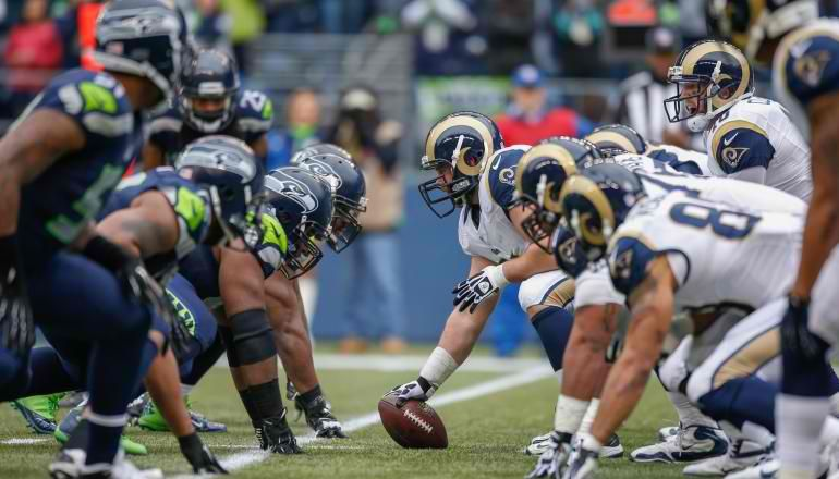 Seattle Seahawks vs St. Louis Rams NFL Results and Final