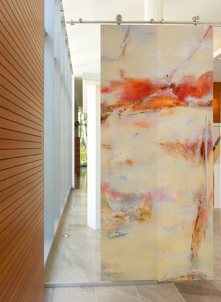 Contemporary Art Doors By Sargam Griffin For The Home