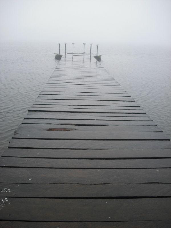 Laguna de Mucubají. Mérida, Venezuela. 3°C. Cold.