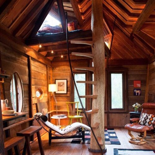 Best Pin By Adam G On Domek With Images Tree House Interior 400 x 300