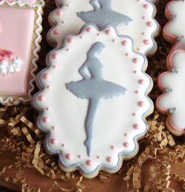 SugarBliss Cookies: SugarBliss Ballet