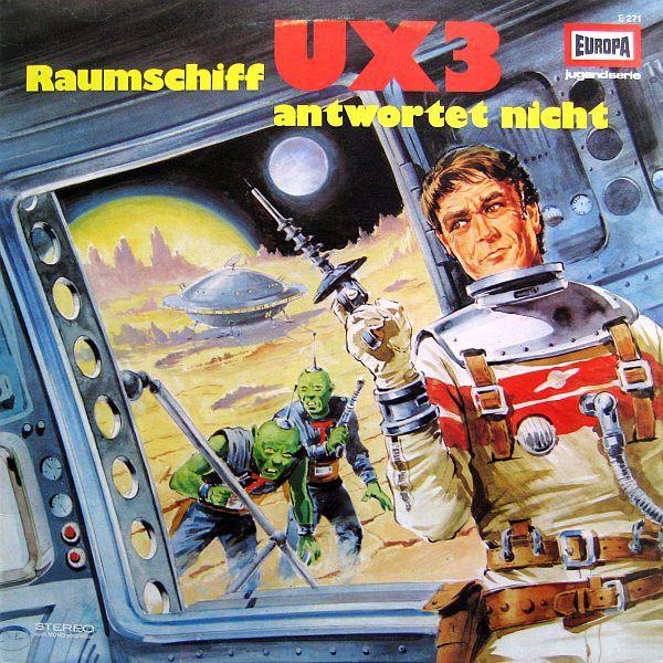 Bert Varell - Raumschiff UX3 Antwortet Nicht (Vinyl, LP) at Discogs
