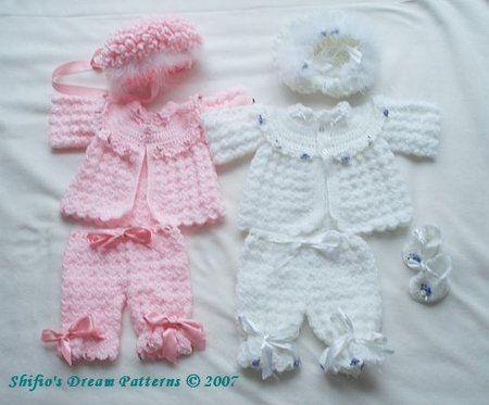 Вязание для новорожденных: 14 моделей спицами