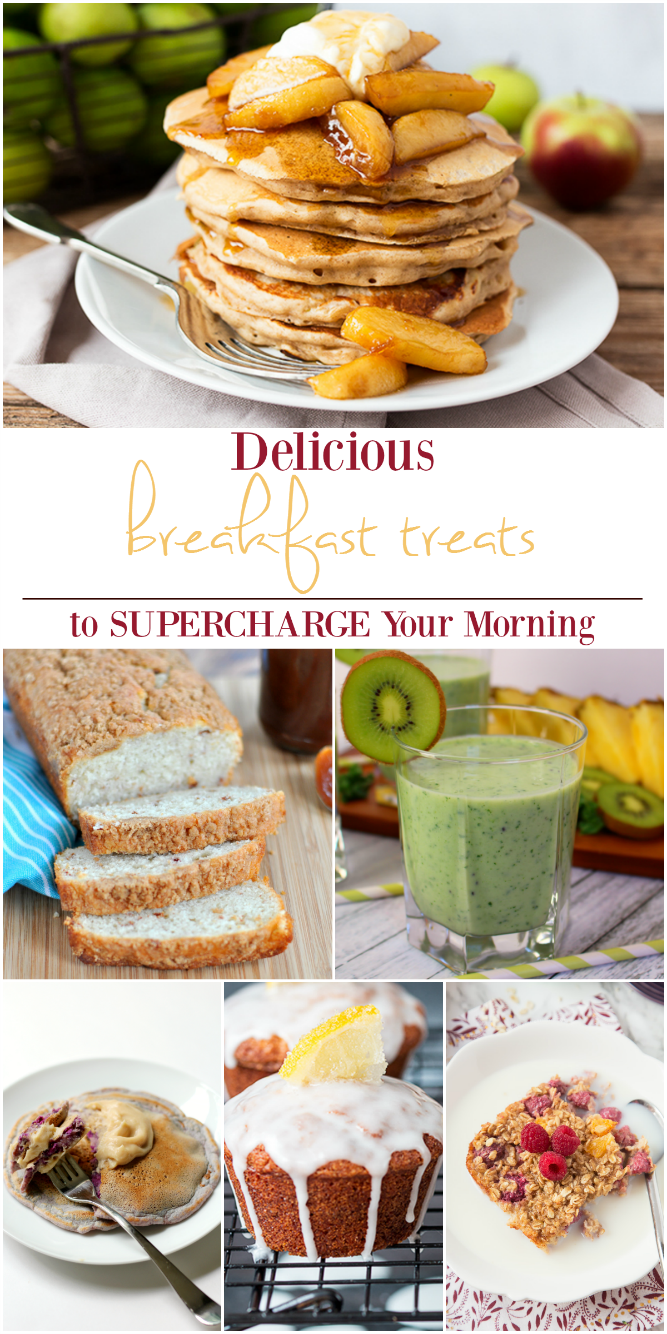 The Life of Jennifer Dawn: Delicious Breakfast Treats to Supercharge Your Morning and A Little Bird Told Me Link Party #166