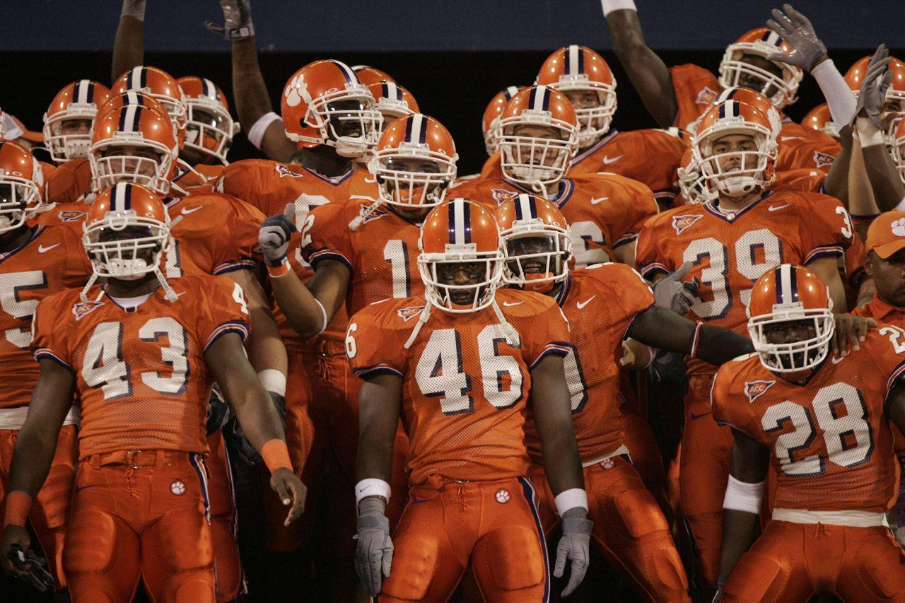 Clemson football College football teams, Football