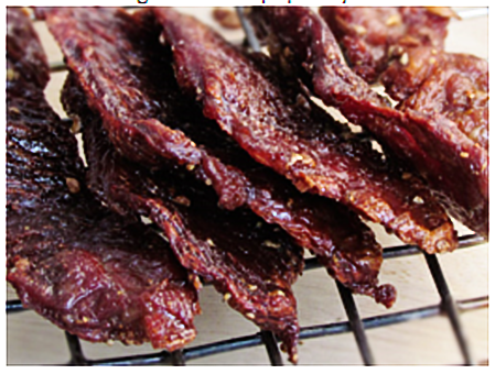 Thai Beef Jerky Marinade Jerky Recipes Beef Jerky Recipes Ground Beef Jerky Recipe