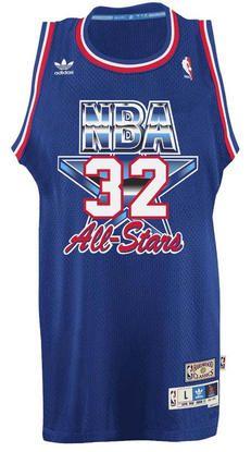 NBA 1991-1992 All Star Game MVP Magic