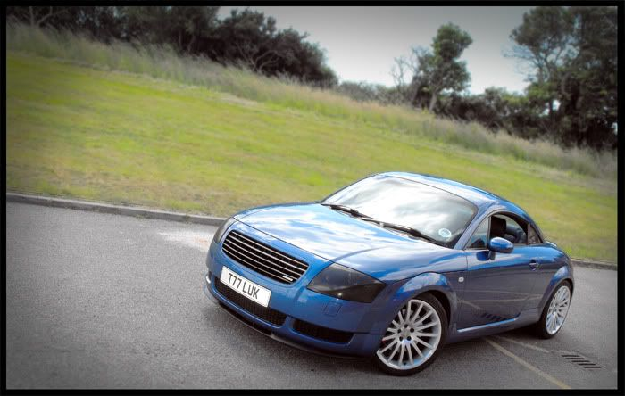 I owned a remapped denim blue mk1 TT 225 similar to this one