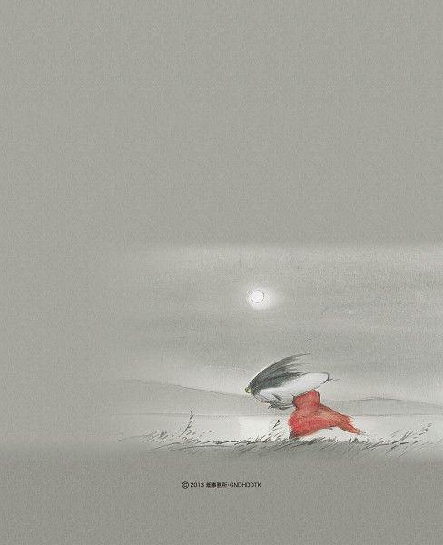 The Tale of Princess Kaguya, Ghibli.
