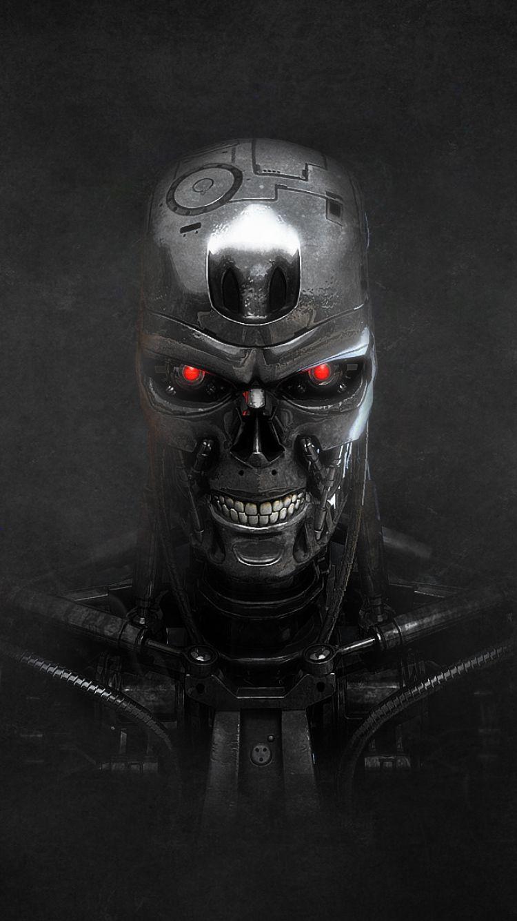 Iphone 6 Terminator Wallpapers Hd Desktop Backgrounds 750x1334