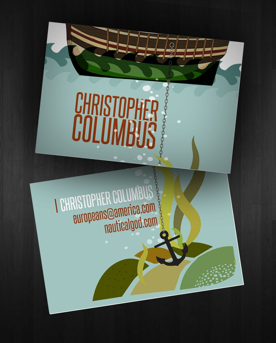 Columbus card runner up