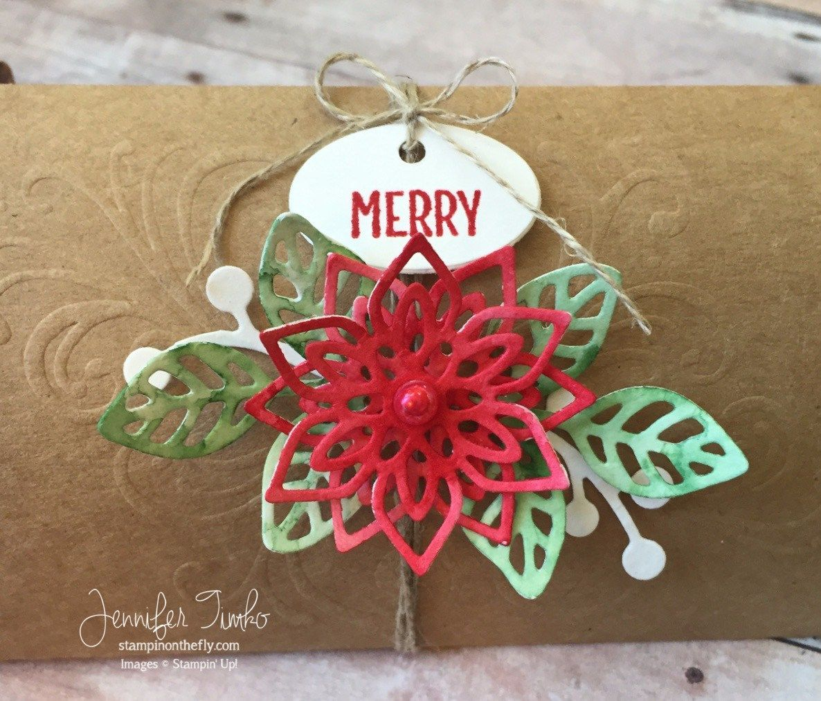 Fancy Friday Closeup by Jen Timko Flourish Thinlits by