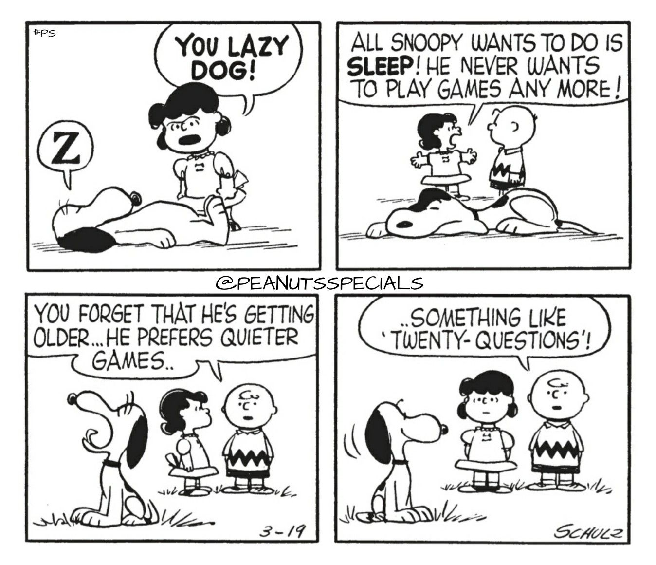 First Appearance: March 19th, 1958 #peanutsspecials #ps #pnts ...