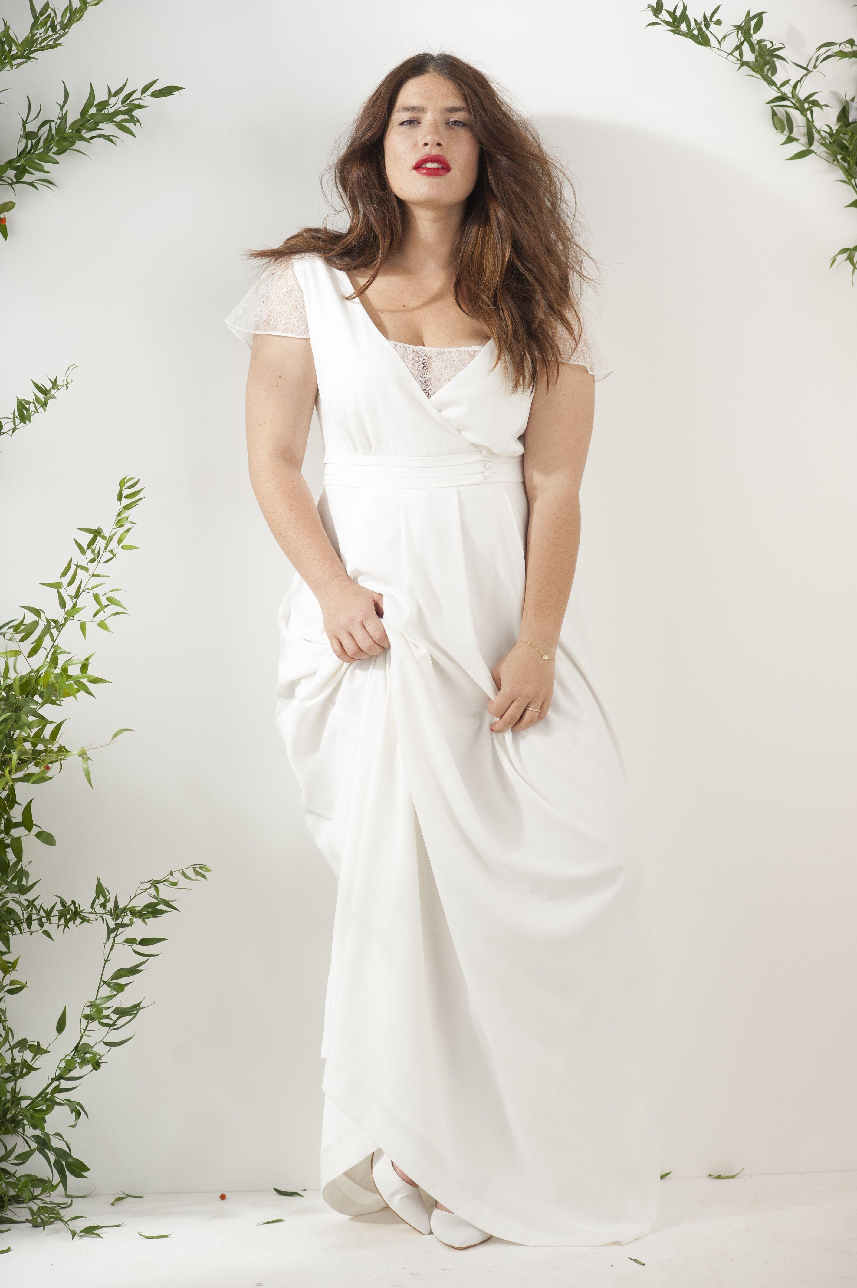 Castaluna mariage la jolie robe de mari e plus size for Jolie robe pour un mariage