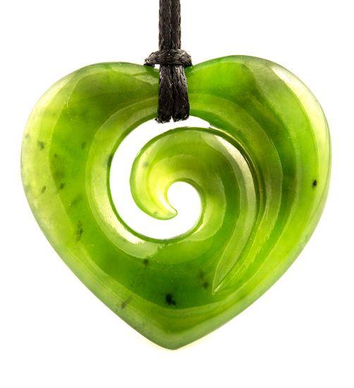 Earthbound kiwi greenstone jade heart koru pendant 7995 http earthbound kiwi greenstone jade heart koru pendant 7995 httpwww mozeypictures Choice Image