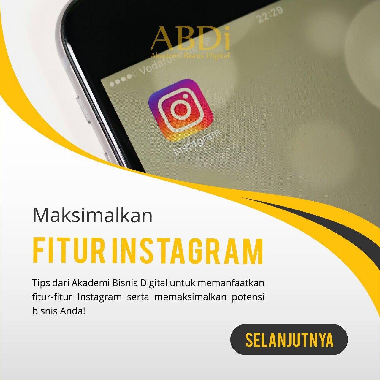 Ade Wahyu P Iqem Line Timeline Instagram Tips Marketing
