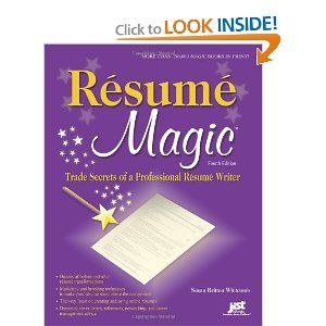 Resume Creation Resume Magic Is A Giant Compendium Of Advice And Beforeandafter .