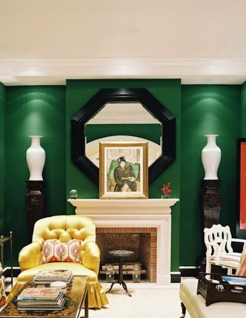 Explore Green Walls Accent And More