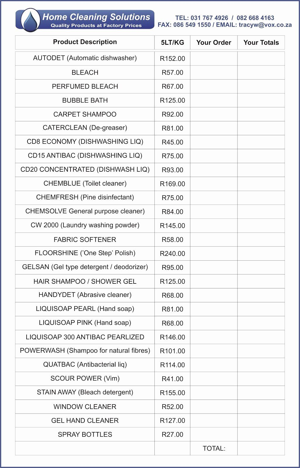40 home cleaning services price list in 2020 house