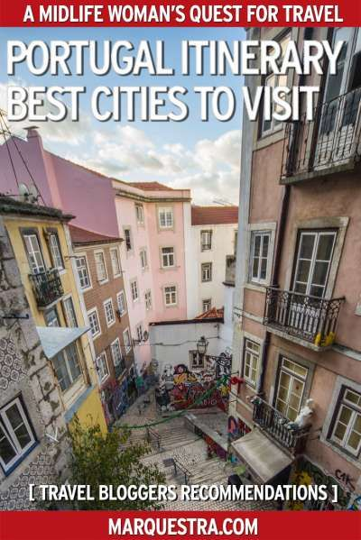 The Best Cities to Visit on a Portugal Itinerary #visitportugal