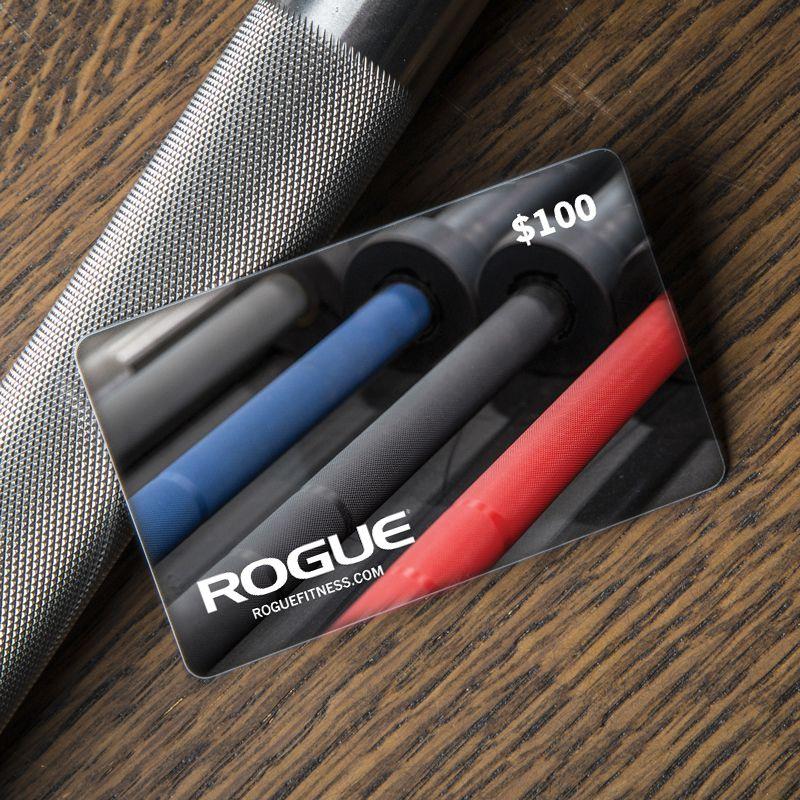 Rogue E Gift Card Retro Fits Roller Diy Gym