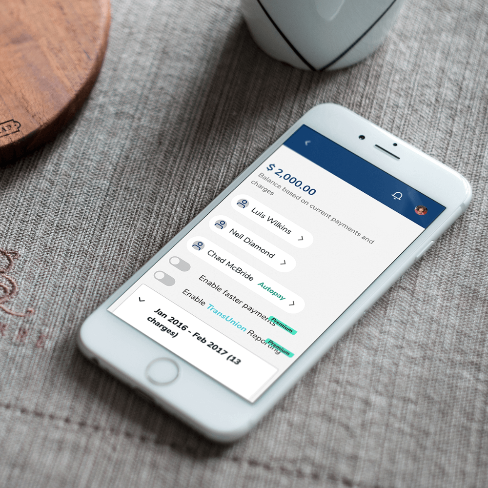 Find tenants, view credit history, sign leases, and