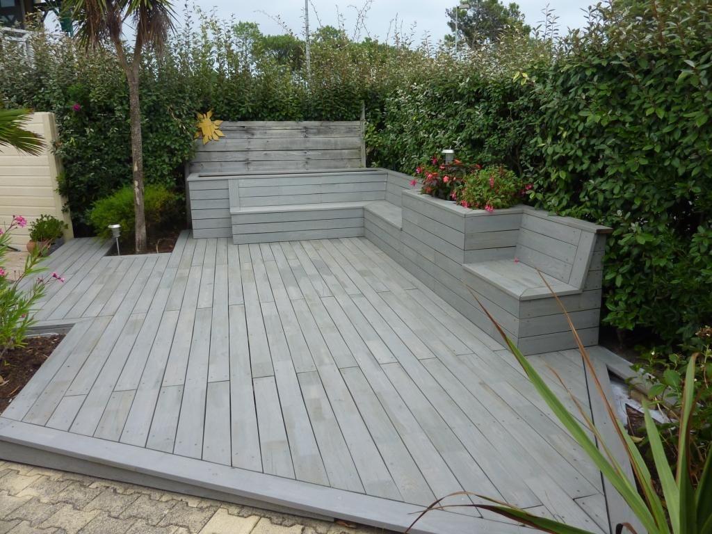 Pin by manu est l on terrasse pinterest backyard - Lame de terrasse point p ...