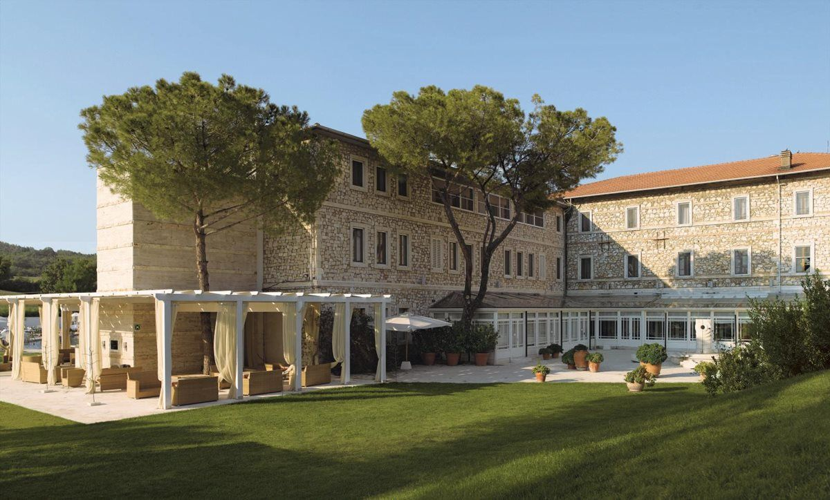 Terme di Saturnia ★★★★★ - Italia · Toscana · Terme di Saturnia. #spa #wellness #toscana #termedisaturnia #spadreams #travel #hotel
