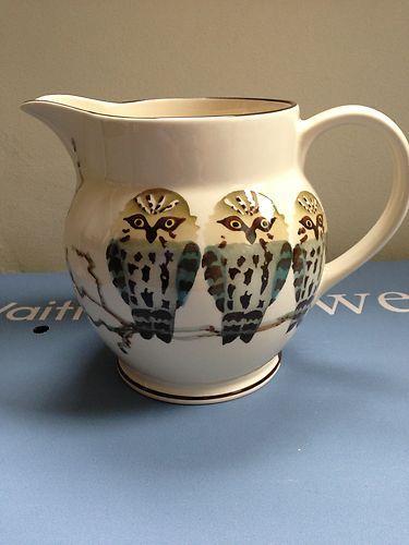 Emma Bridgewater collectors club OWL jug from 2006