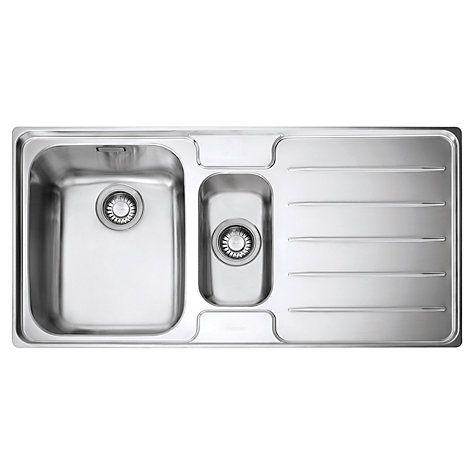 Franke Kitchen Sinks Laser LSX 651 Stainless Steel Ideas for the