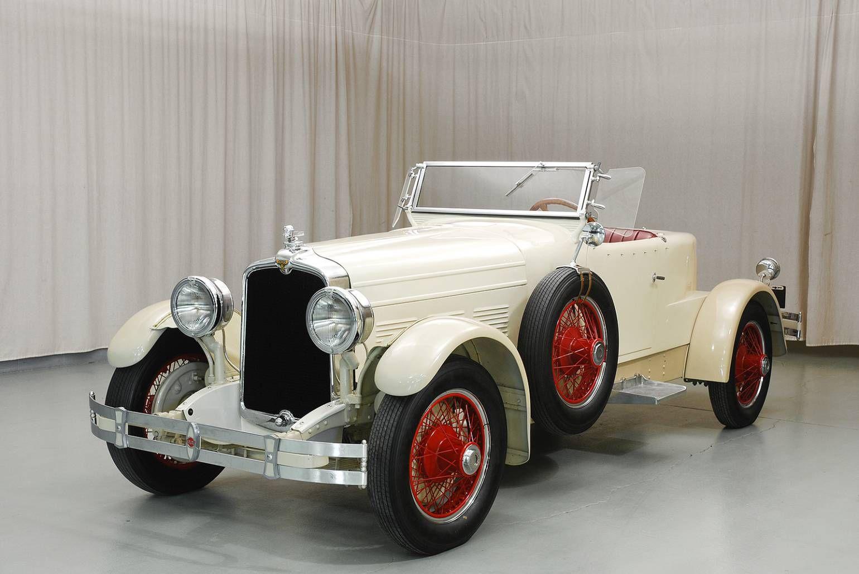 1927 Stutz Vertical Eight Speedster | Wheel Wonders 1920\'s ...