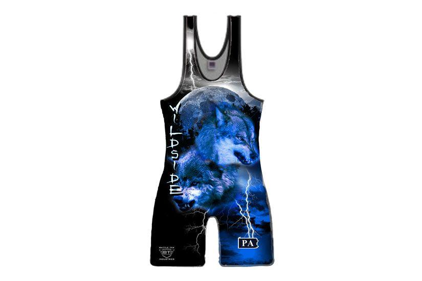 e6721e168313a Example of Battle Tek Wrestling Custom Extreme Singlet Design ...
