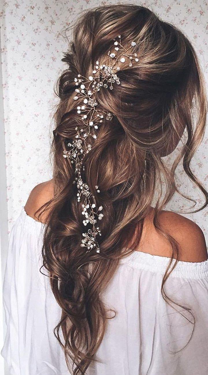 Peinados para novias boho