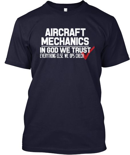 a472f93b9 Awesome Aircraft Mechanics Shirt | Stuff to Buy | T shirt, Shirts ...