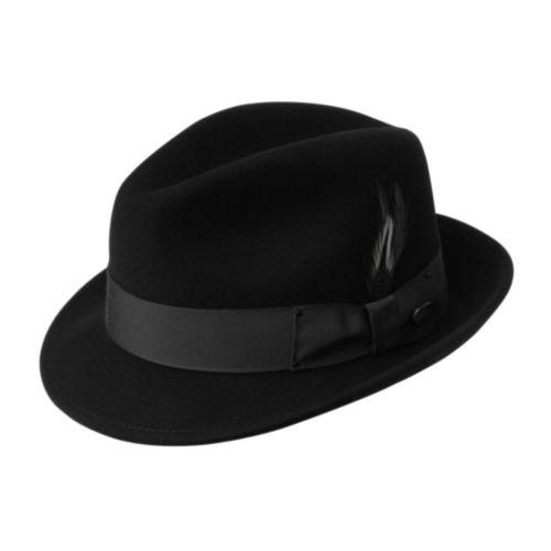 Steve's hat for the wedding...Do I let him?lol