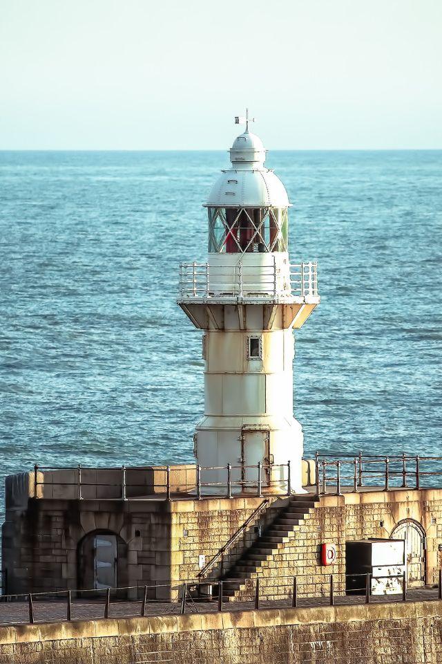 Dover Lighthouse, UK