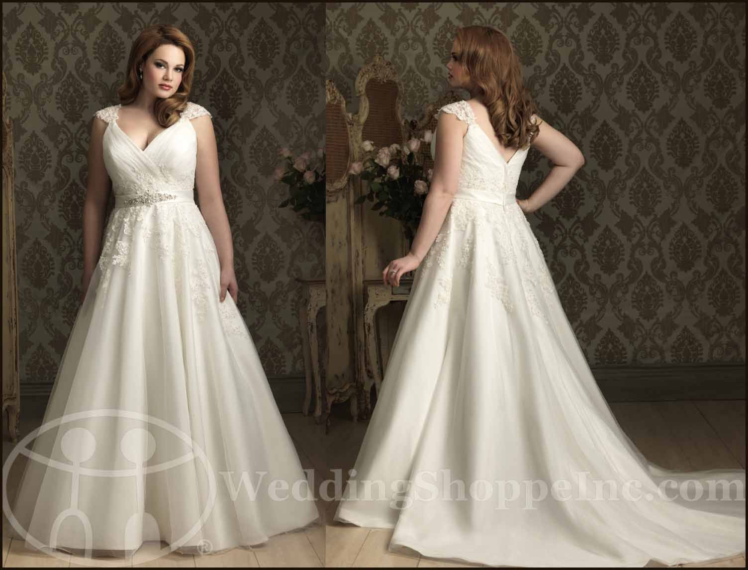 Mermaid plus size wedding dresses   Tips for Shopping for Plus Size Wedding Dresses  Pinterest